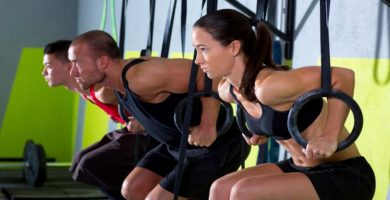 beneficios entrenar con anillas